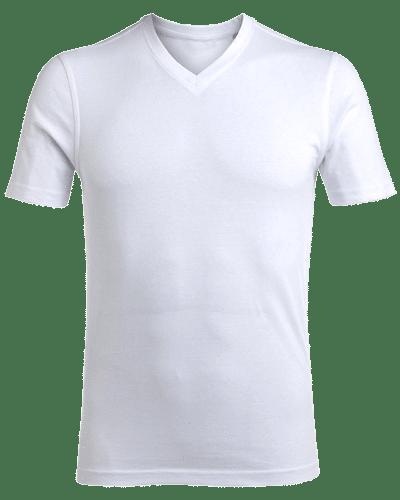 חולצות מודפסות - טריקו וי גברים