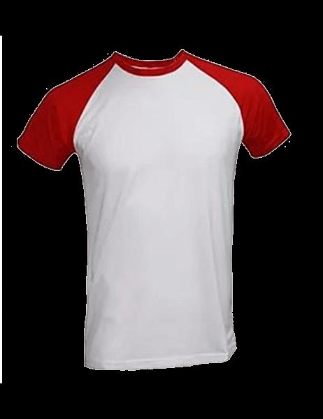 הדפסה על חולצה אמריקאית קצרה