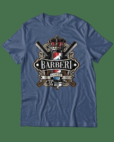 הדפסת BARBERI מיוחד